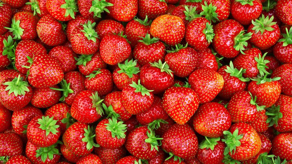ble pressemitteilungen beliebtes obst in deutschland erdbeeren auf platz f nf. Black Bedroom Furniture Sets. Home Design Ideas