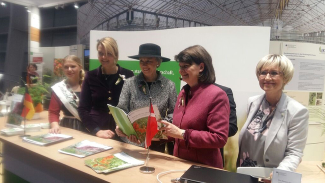 Internationale Pflanzenmesse